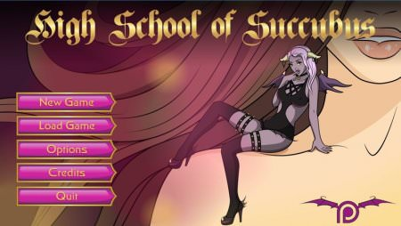 High School Of Succubus Game Walkthrough Download for PC