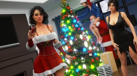 Milfy City Christmas Episode Game Walkthrough Download for PC