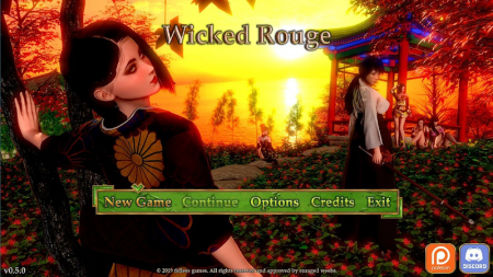 Wicked Rouge Game Walkthrough Download for PC