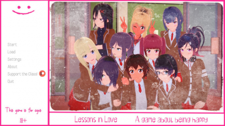 Lessons in Love 0.9.0 Game Walkthrough Download for PC