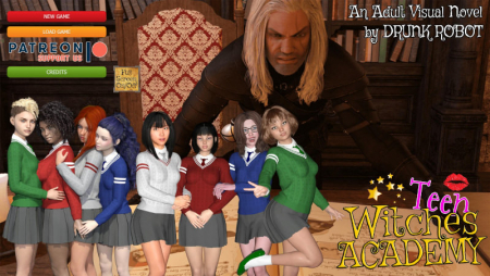Teen Witches Academy 0.19 Game Walkthrough Download for PC