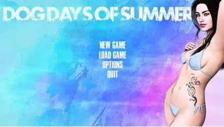 Dog Days of Summer 0.4.3 PC Game Free Download for Mac