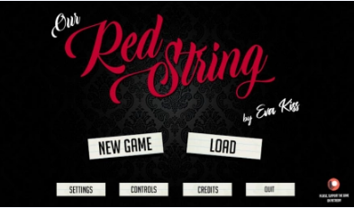 Our Red String 0.6 PC Game Free Download for Mac