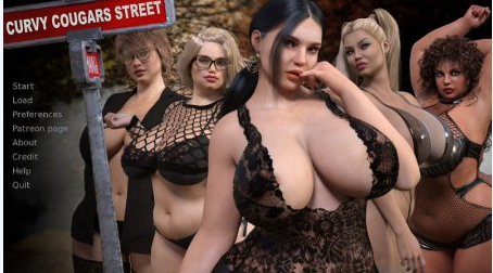 Curvy Cougars Street 1.1 Game Free Download for Mac and PC