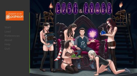 Lust and Power 0.31c Game Walkthrough Download for PC & Android
