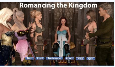 Romancing the Kingdom 0.65 Game Free Download for Mac and PC