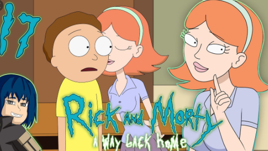 Rick And Morty A Way Back Home v2.7f Download PC Game for Mac