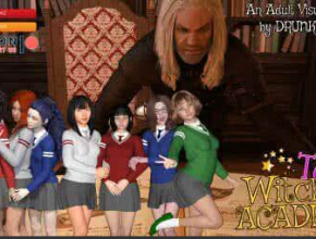 Teen Witches Academy 0.0.7 Game Walkthrough for PC Android Download